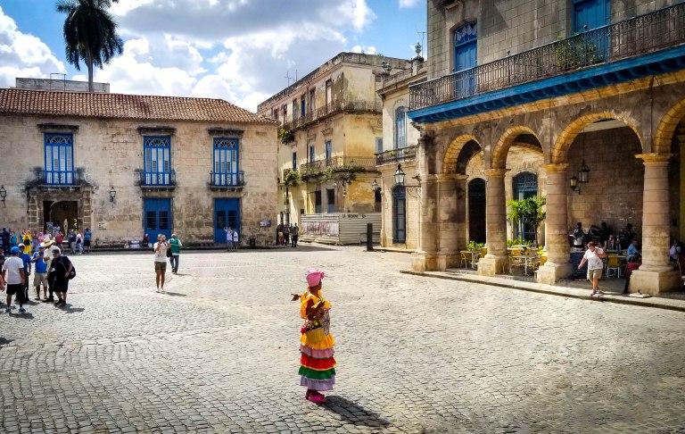 Cuba for Tourism